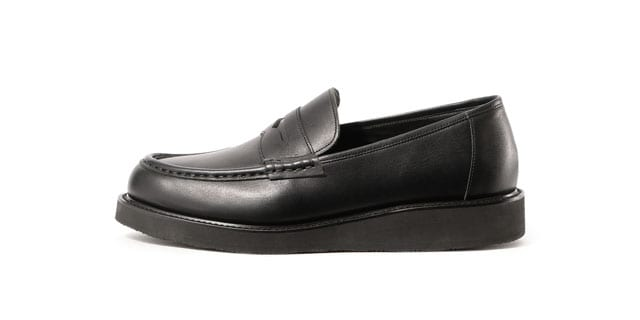 LOAFER - BLACK - 写真