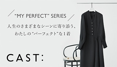 "CAST: ""MY PERFECT"" SERIES"