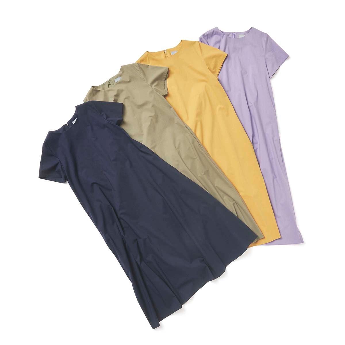 TENT LINE DRESS